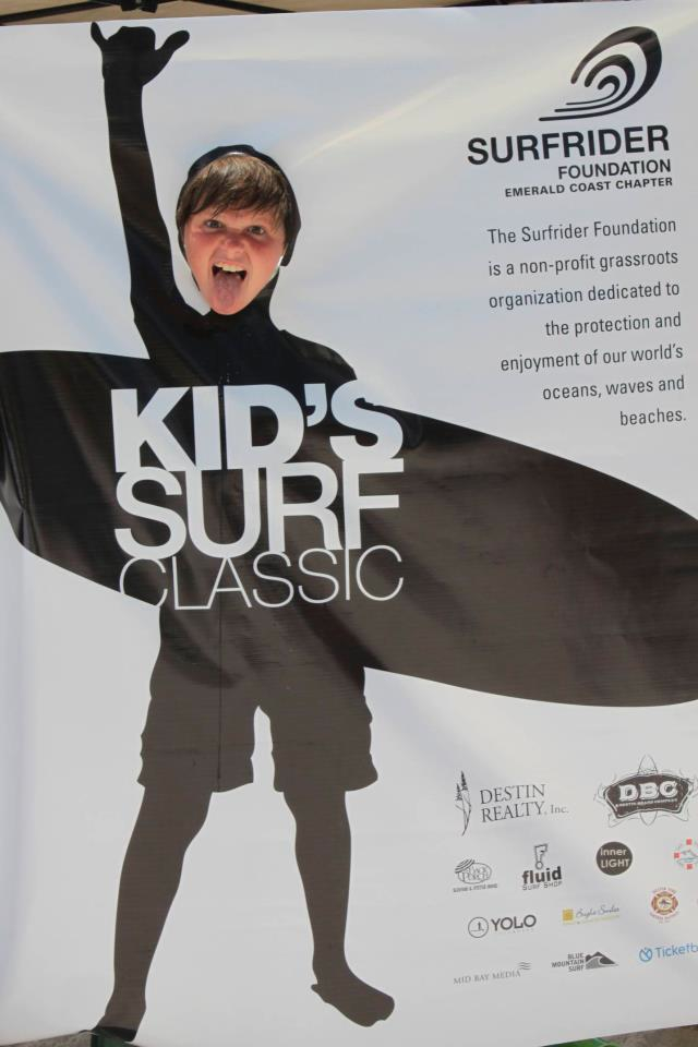 Kid's Surf Classic is Coming